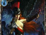 (Atone) Obsidian Battle Maiden
