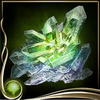 Green Crystal EX