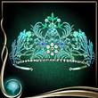 Turquoise Tiara EX