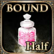 Half Power Potion (Bound)