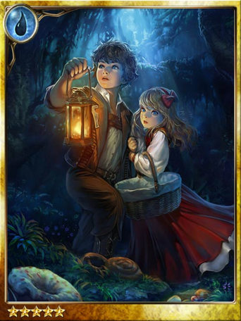 Lost Hansel & Gretel
