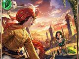 (Friends) Genie's Partner Aladdin