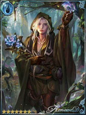 (Petalpicking) Blossom Cleric Efrem