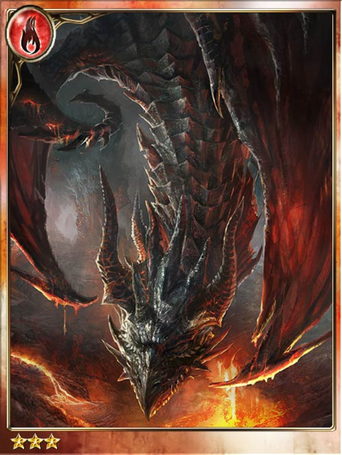 (Calm) Temperance Scorch Dragon