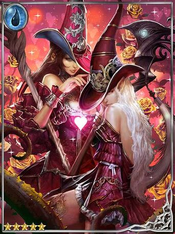 (Mad Passion) Amorous Twin Witches
