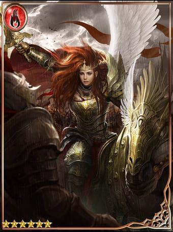 (Declaring) Demigod Queen Maricruz