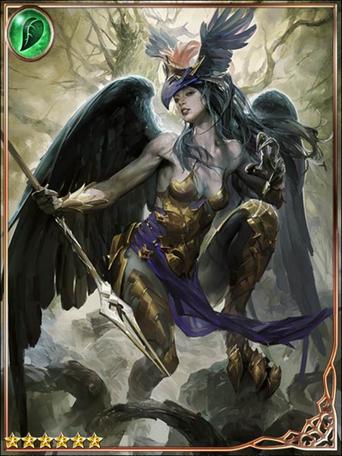 (Pursue) Vindictive Harpy Bernalda