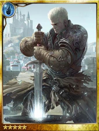 Artorius, Holy Sword King