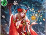 (Red Garb) Freia, Snowing Blessings