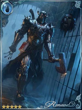 (Imminent) Cassios the Executioner