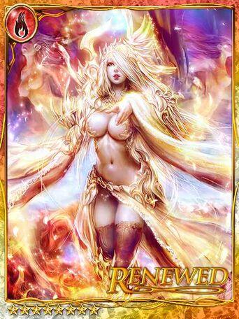 (Burning Force) Soulflame-clad Tina