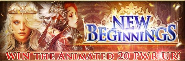 New Beginnings Banner