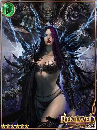 (Mesmerize) Barbara, Undead Empress
