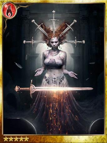 Fiora of Cursed Blades
