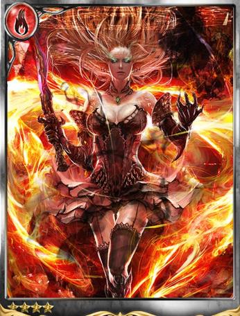 (Possess) Fiery Terror Witch