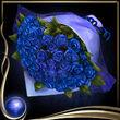 Blue Romantic Bouquet EX