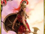 (Lady War) Penthesilea the Valiant