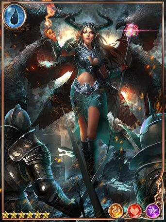 (Surpass) Cyan Witch Irizela