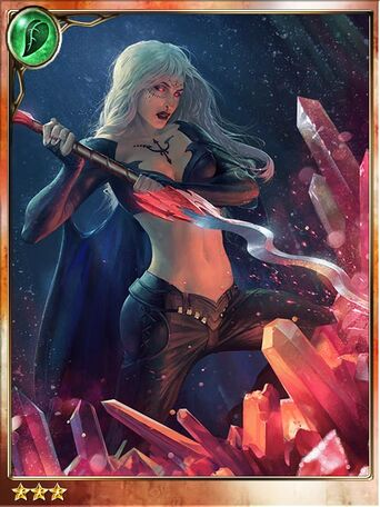 Crystal Swordswoman