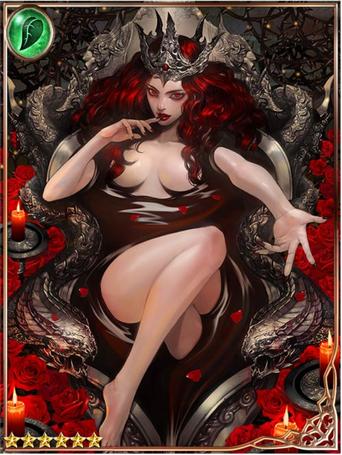 (Grandoise) Scarlet Rose Rusalka