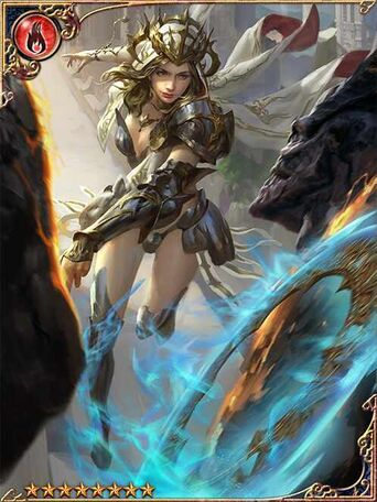 (Stonebreaker) Javiera The Sentinel