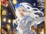Cynthia of the Winter Skies