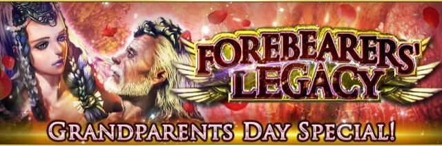 Forebearers' Legacy Banner