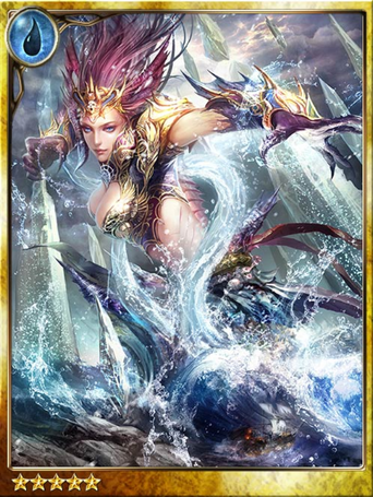 Sedna, Wintry Sea Queen