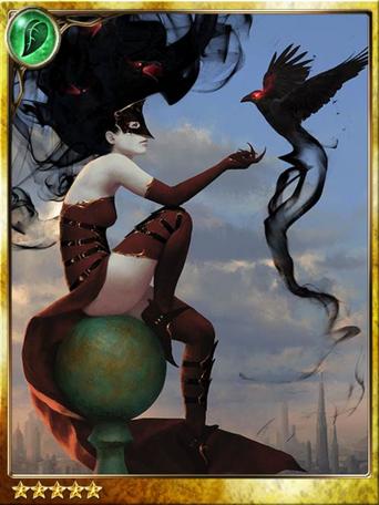 Raven Queen Ariallas