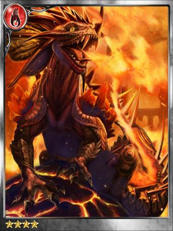(Fire Spirit) Desert Salamander