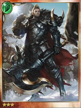 Mordos, Mighty Commander