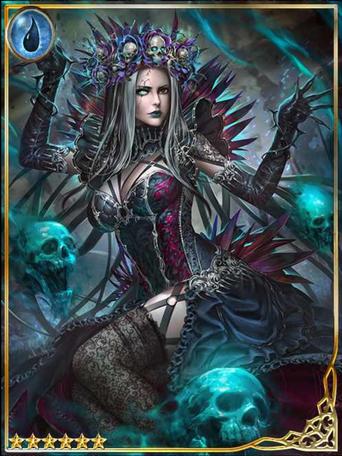 (Spirit Charm) Skullbloom DeRose