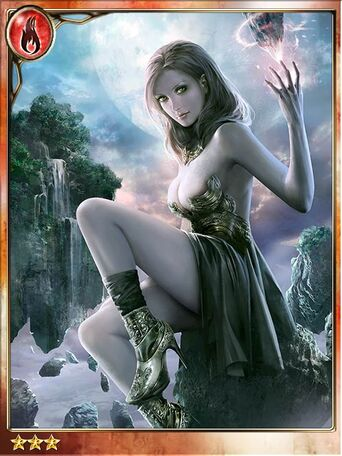 Stellar Sorceress Axelina