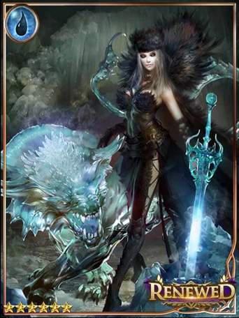 (Exacting) Olesya, Enchanted Carver