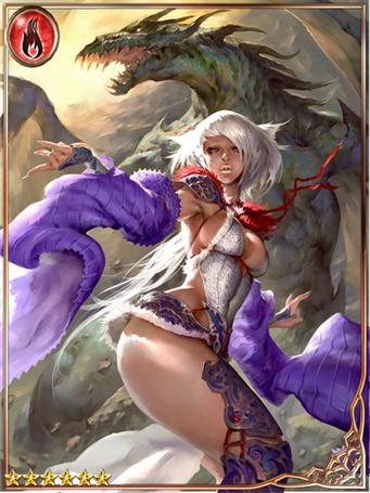 (Praying) Dragon Priestess Ignis