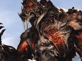 (Vulgar) Greed Yearning Mammon
