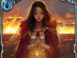 (Forlorn) Firebinding Maiden Sevina