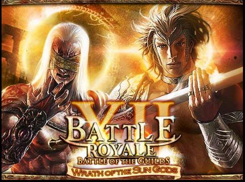 Battle Royale XII