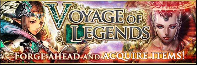 Voyage of Legends 4