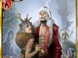 Dancing Santa Gangster