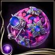 Purple Musical Ball EX