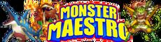 Monster maestro wiki wordmark