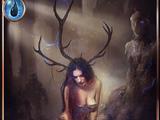 (Encroach) Darkwolf Witch Mynoghra