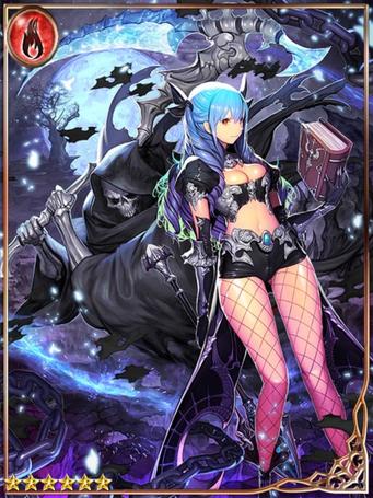 (Pyre) Death God Hunter Animi