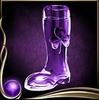 Purple Stein Boot
