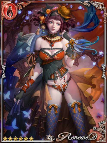 (P) Hallow's Eve Bride Nathalia