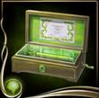 Green Music Box