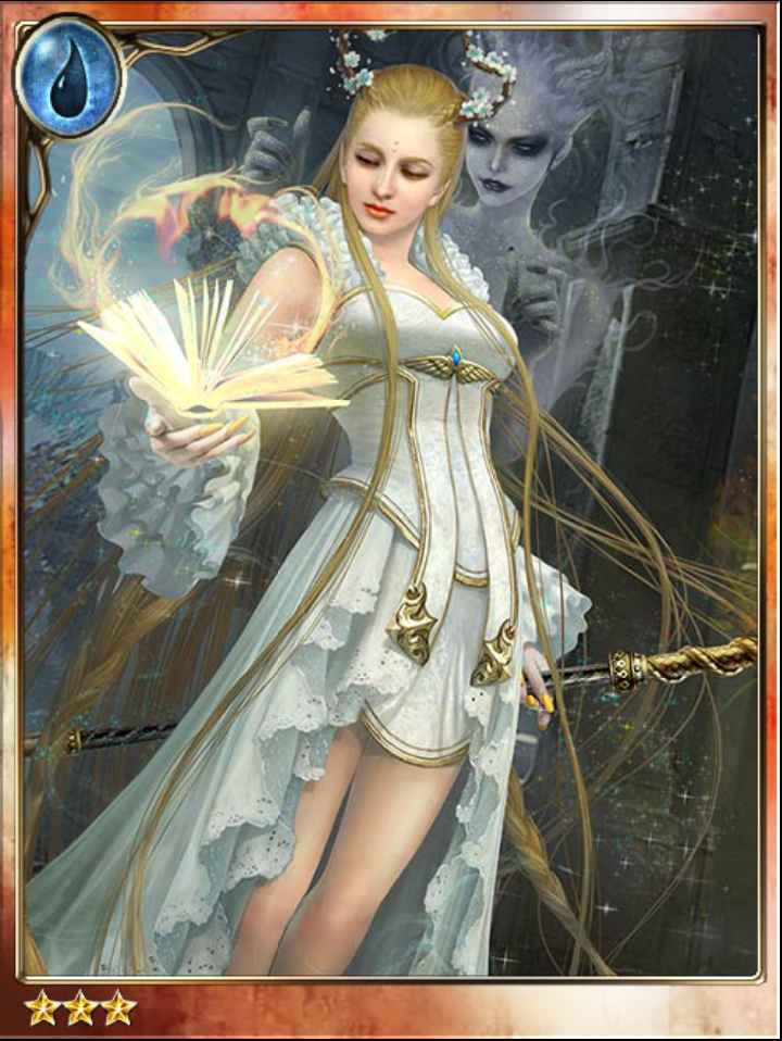Shrine Maiden Naina Legend Of The Cryptids Wiki FANDOM