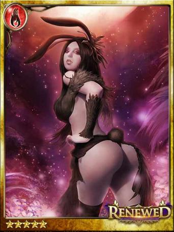 (Lago-Morph) Wondersky Black Rabbit