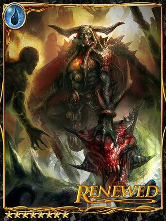 (Umbra Aqua) Renegade Dragonslayer